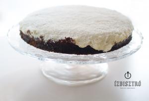 Ízbisztró Könnyű Kókuszos torta