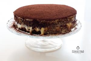 Ízbisztró Tiramisu torta